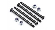 HPI E-CLIP ELIMINATOR SUSPENSION SHAFT SET