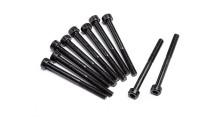 HPI CAP HEAD SCREW M3x33mm (10pcs)