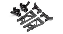 HPI-105514 Front Suspension Arm Set