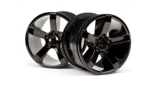 HPI BULLET MT WHEELS