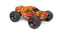 HPI Bullet ST Clear body with Nitro/Flux Decal sheets (Hex)