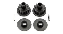 HPI Sprint Pulley set 15Tx2