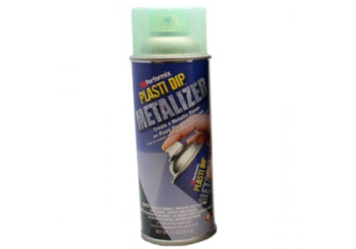Plasti Dip Spray Enhancers Metalizer Green Metallic 311ml