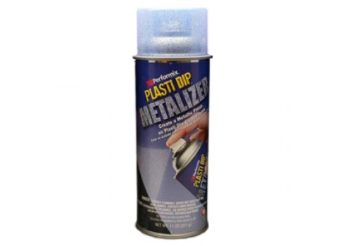 Plasti Dip Spray Enhancers Metalizer Blå Metallic 311ml