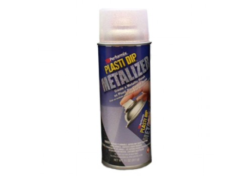 Plasti Dip Spray Enhancers Metalizer Rød Metallic 311ml