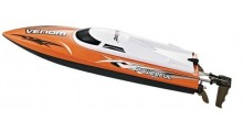 UDI Venom RC Speed Boat - Orange 2.4GHz RTF