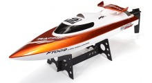 FT009 RC Speed Boat Orange RTF