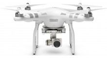 DJI Phantom 3 Advanced, 3-Axis Gimbal, FULL-HD, 12,4mpx Kamera, FPV, GPS, RTF