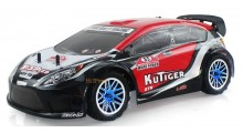 HSP Kutiger Rally 4WD Brushless RTR 1:10