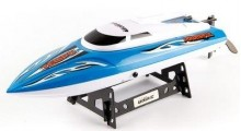 UDI Tempo RC Boat - Racing 2,4GHz RTR Blue