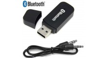 USB Bluetooth Stereo Musikk-Lyd Mottaker Adapter 3.5mm